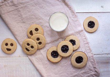 Biscuits pour les goûters de la semaine