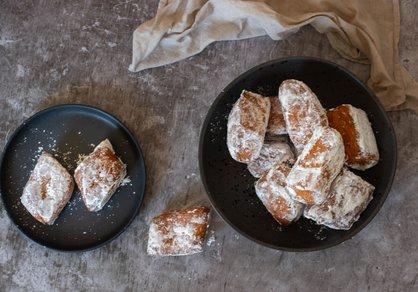 Bottereaux véganes (beignets nantais)