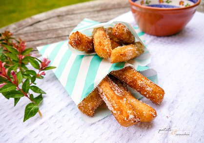 Churros vegan