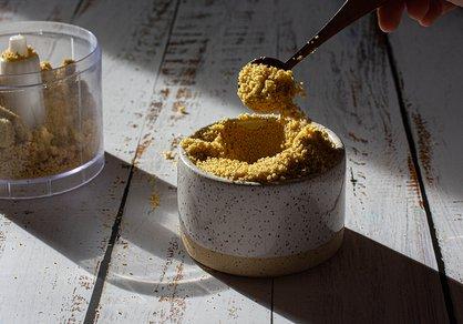 Parmesan de noix