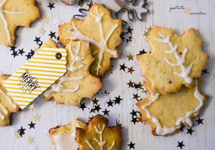 Sablés au sirop d'érable et noisettes – Spécial Noël