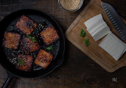 Tofu sauté super rapide